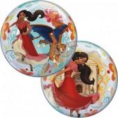 Balão Bubble Elena de Avalor  Disney 56cm
