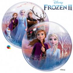 Balão Bubble Frozen 2 56cm