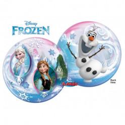 Balão Bubble Frozen - 56cm