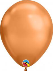 Balão Cooper Gold Chrome 11''