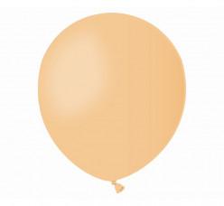 """Balão Cor de Pele Pastel 5"""" (13cm)"""