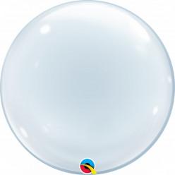 Balão Deco Bubble Transparente 51cm