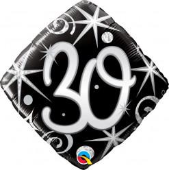 Balão Diamante 30 anos