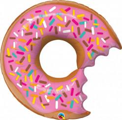 Balão Donut & Sprinkles Shape