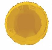 Balão Dourado Metalizado 45cm (18