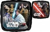 Balão foil 2 Lados da Força - Star Wars