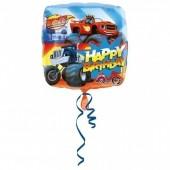 Balão Foil Blaze and Monster Machines