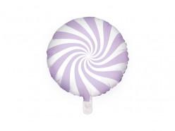 Balão Foil Candy Lilás 45cm