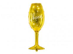 Balão Foil Copo Cheers 80cm
