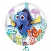 Balão foil efeito aquário Disney Dory