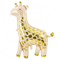 Balão Foil Girafa 102cm