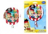 Balão Foil metal Pirata Jack 43cm