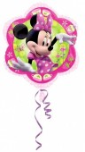 Balão Foil metálico Minnie - 38cm