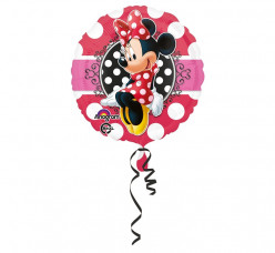 Balão Foil Metálico Minnie
