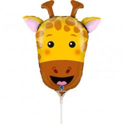 Balão Foil Mini Girafa