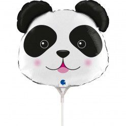 Balão Foil Mini Panda
