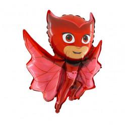 Balão Foil Mini Shape Corujinha PJ Masks
