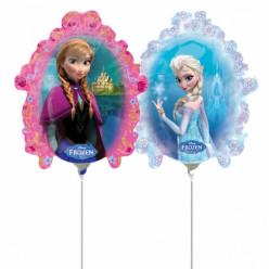 Balão Foil Mini Shape Frozen 23cm