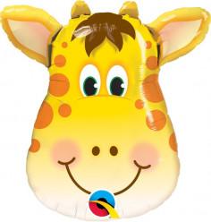 Balão Foil Mini Shape Girafa