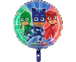 Balão Foil PJ Masks 45cm