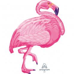 Balão Foil Super Shap Flamingo 27