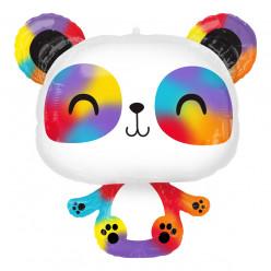 Balão Foil Supershape Panda 60cm