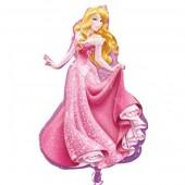 Balão Foil Supershape Princesa Aurora 86 cm