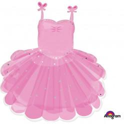 Balão Foil SuperShape Tutu Bailarina