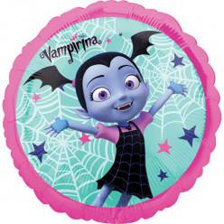 """Balão Foil Vampirina 17"""" 43cm"""