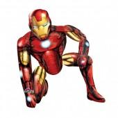 Balão Iron Man AirWalker 93cm