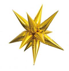 Balão Jumbo Estrela Dourada 100cm