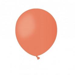 """Balão Laranja 5"""" (13cm)"""