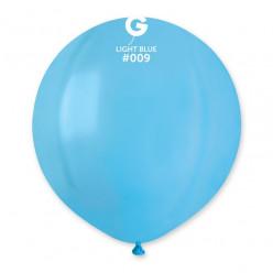 Balão Látex Azul Claro 48cm