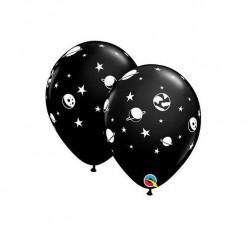 """Balão Latex Espaço 11"""""""
