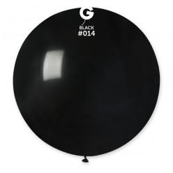 Balão Látex Preto 80cm