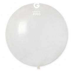 Balão Látex Transparente 80cm