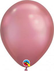 Balão Malva Chrome 11''