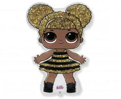 "Balão Mini LOL Surprise Queen Bee 14"""