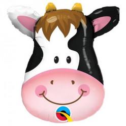 Balão Mini Shape Cabeça Vaca