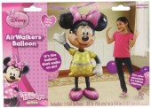 Balão Minnie Mouse AirWalker 137cm