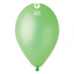 """Balão Neon Verde 12"""" (30cm)"""