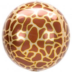Balão Orbz Animal Girafa 38cm