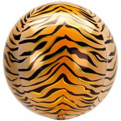 Balão Orbz Animal Tigre 38cm