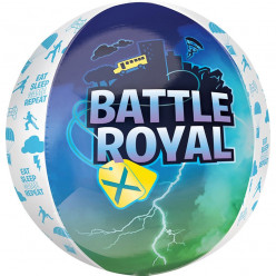 Balão Orbz Battle Royal 38cm