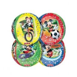 Balão Orbz Mickey Disney