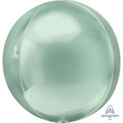 Balão Orbz Verde Menta 38cm