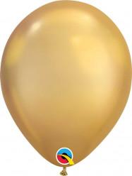 Balão Ouro Chrome 11''
