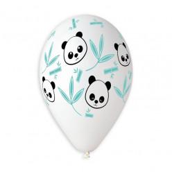 """Balão Panda Bambu 13"""""""