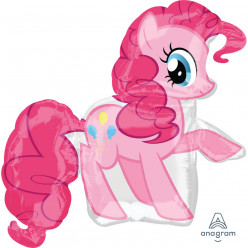 Balão Pinkie Pie My Little Pony