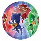 Balão PJ Masks Orbz 40cm